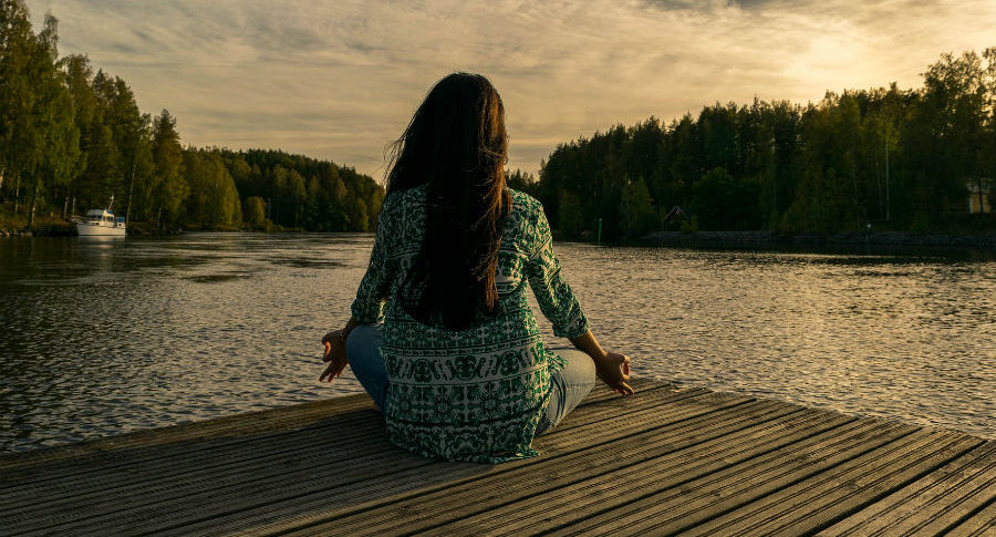 Sudarshan Kriya and yoga: Saybrook student chooses new way to overcome addiction