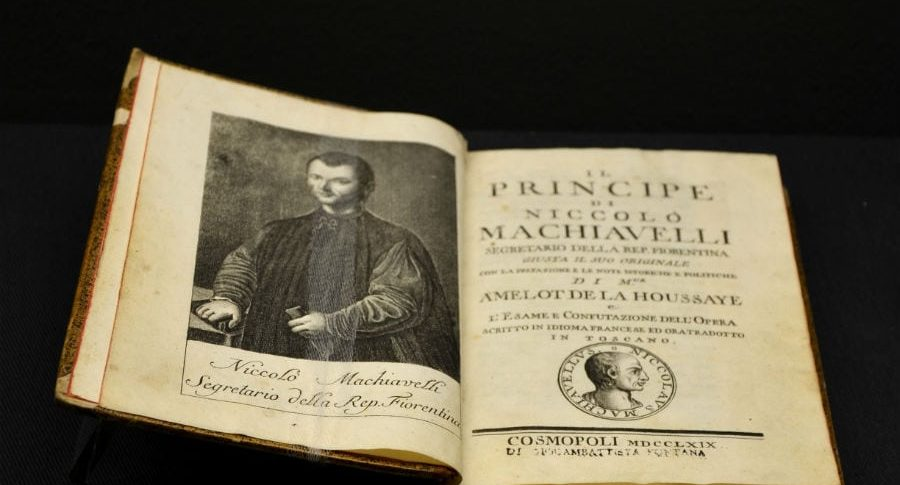 Humanizing Machiavelli and his concept of a good leader