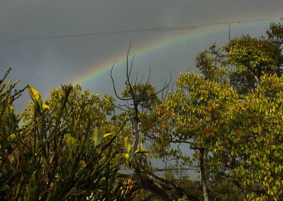 """""""Her Rainbow"""" poem"""