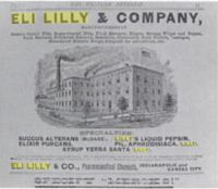 1886_Eli_Lilly_and_Company_newspaper_advertisement