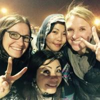 Saybrook Students Find Community and Inspiration in Beijing
