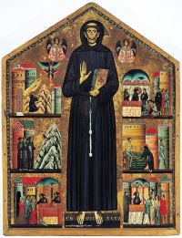Bonaventura_Berlingieri_-_St_Francis_of_Assisi