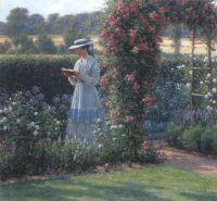 Edmund_Blair_Leighton_-_Sweet_solitude