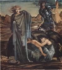 The_Finding_of_Medusa_1888-1892_Edward_Burne_Jones