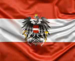 Austrian flag 400 300x243 - Saybrook students collaborate with Austria's IMC Krems for global leadership course