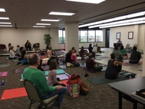Meditation 101 class at ISH 300x225 - Prepare for a career in mind-body medicine and integrative health